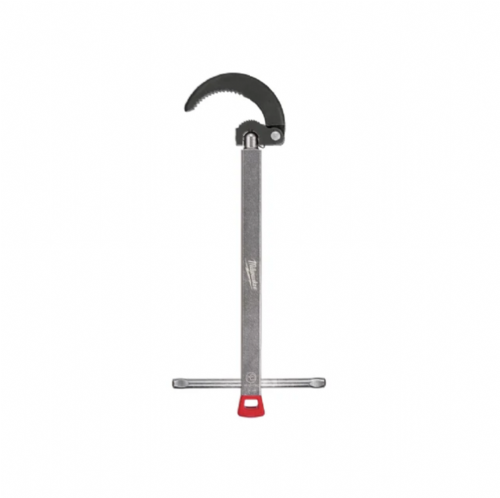Milwaukee 48227002 Adjustable Basin Wrench Capacity 32mm - 65mm
